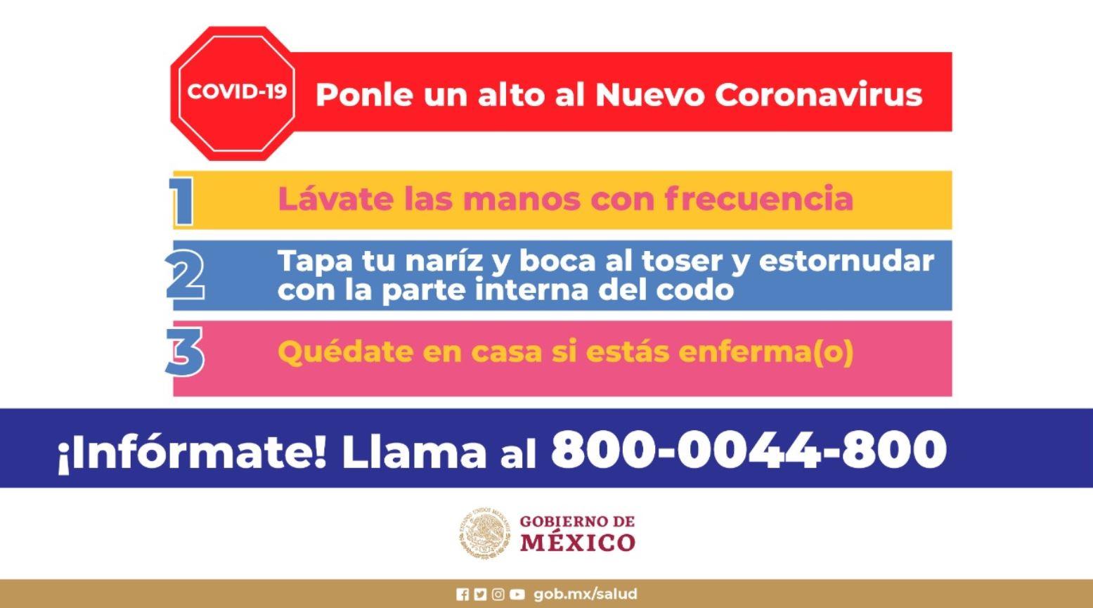 Foto: Medidas de prevención contra el coronavirus COVID-19, 12 marzo 2020