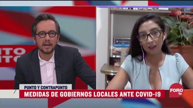 Foto: Coronavirus Medidas Gobiernos Locales Ante Covid-19 31 Marzo 2020