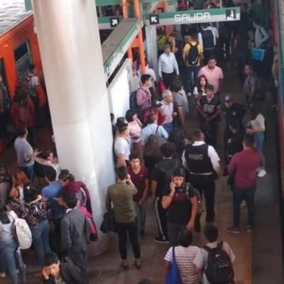 Tres estaciones de la Línea B del Metro permanecerán cerradas hasta nuevo aviso