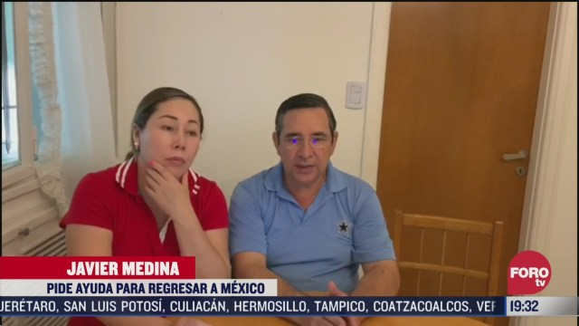 mexicanos varados en argentina por coronavirus piden ayuda a la sre para volver al pais
