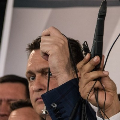 Micrófonos en el Senado se colocaron hace nueve años