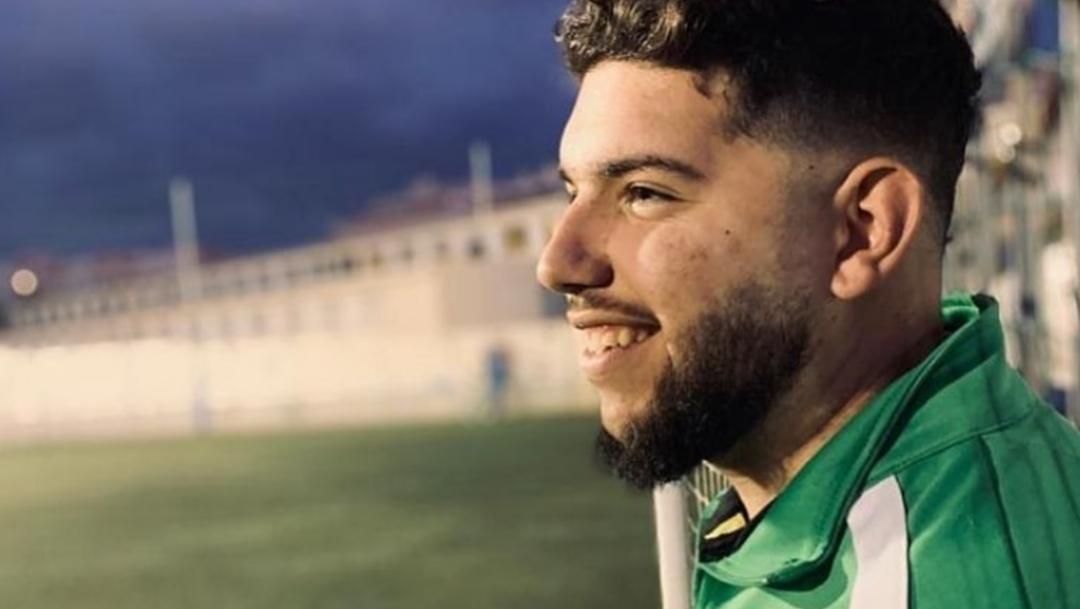 FOTO Muere entrenador de 21 años en España por coronavirus (Facebook)