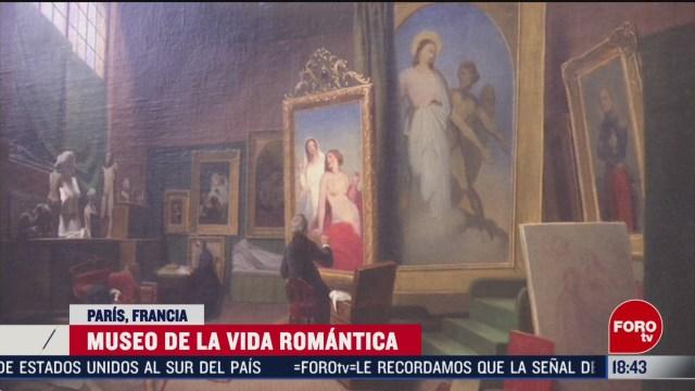 Foto: Museo De La Vida Romántica Arte Música Literatura 6 Marzo 2020