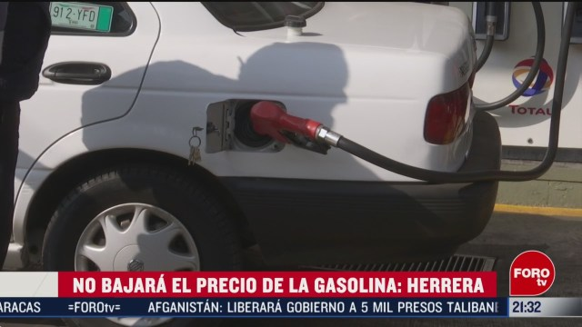 Foto: No Bajará Precio Gasolina Secretaria Hacienda 10 Marzo 2020