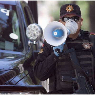 Foto: Nuevo León toma medidas ante los recientes casos de coronavirus, 28 de marzo de 2020 (GABRIELA PÉREZ MONTIEL / CUARTOSCURO.COM)