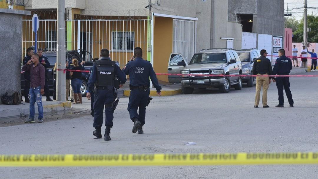 Foto: Durazo: Se logró romper tendencia en homicidios dolosos