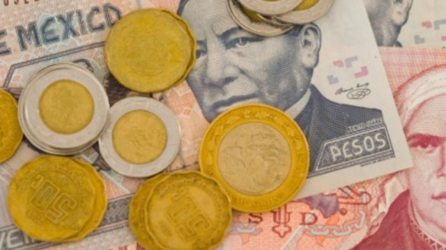 Foto: Peso mexicano recorta pérdidas tras hundirse a mínimo histórico
