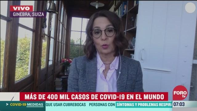 oms llama al g20 a sesion extraordinaria por crisis de coronavirus
