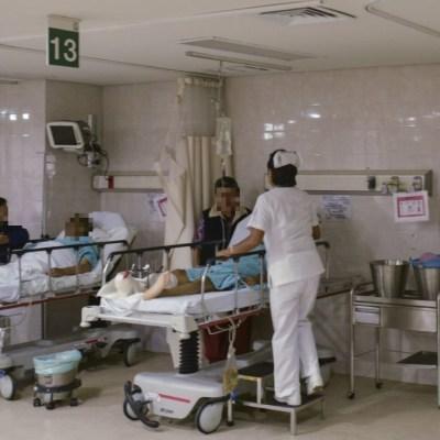 Revelan desvíos por más de 4 mmdp en sector salud con facturas falsas