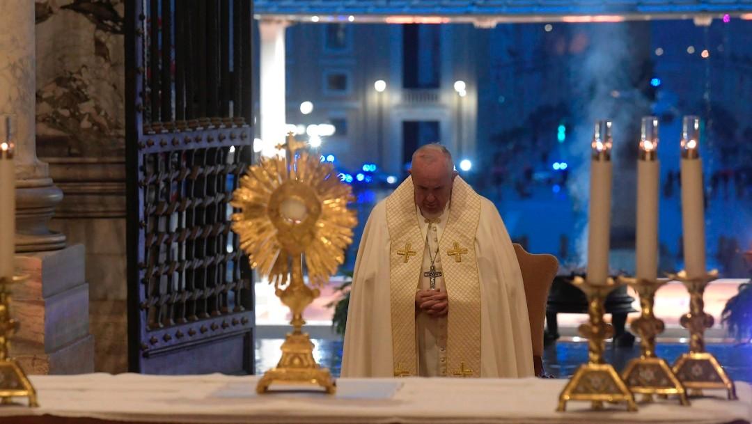 Papa Francisco se une al llamado de la ONU para un alto al fuego global por coronavirus