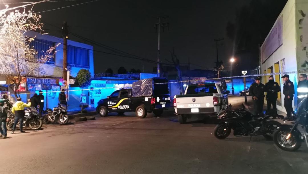 Foto: Un policía fue asesinado a bordo de su patrulla en la alcaldía de Tláhuac, 7 marzo 2020