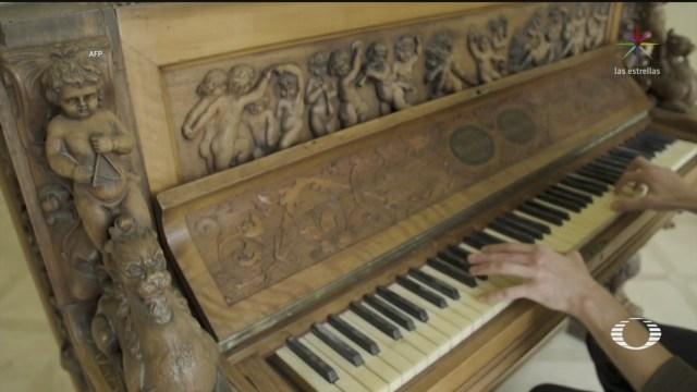 Foto: Histórico Piano Italiano Puesto Subasta 4 Marzo 2020