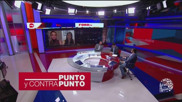Foto: Punto Contrapunto Genaro Lozano Programa Completo 18 Marzo 2020