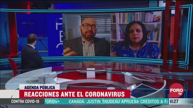 FOTO: 28 marzo 2020, reacciones ante la pandemia de coronavirus covid