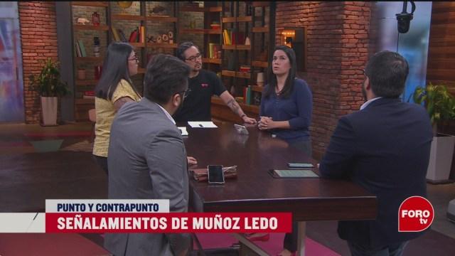Foto: Reforma Constitucional Protesta Muñoz Ledo 11 Marzo 2020