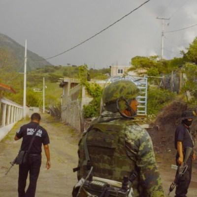 Refuerzan seguridad en sierra de Guerrero tras presuntos enfrentamientos