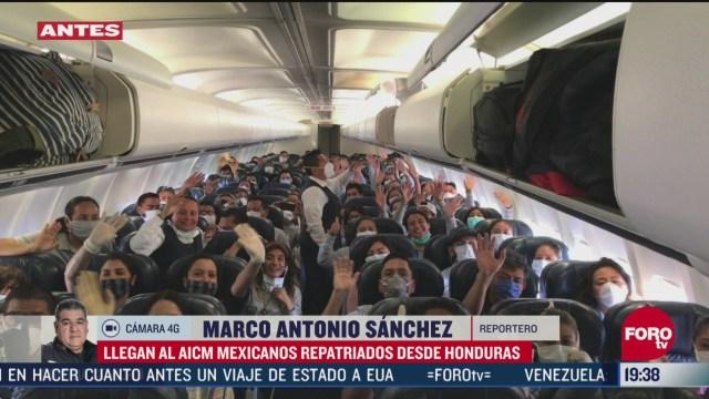 Foto: Coronavirus Repatrian 129 Mexicanos Provenientes Honduras Hoy 31 Marzo 2020