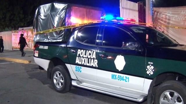 FOTO: Roban cajero automático en la alcaldía Gustavo A. Madero, CDMX, el 31 de marzo de 2020