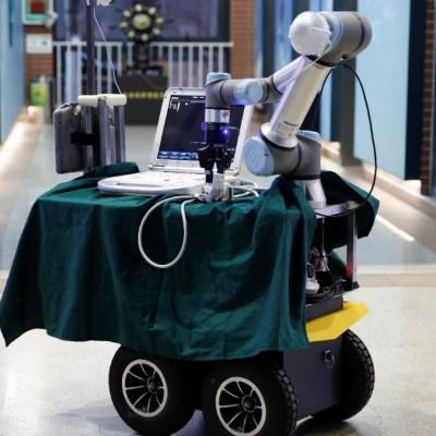 Coronavirus impulsa demanda de trabajo de robots en China