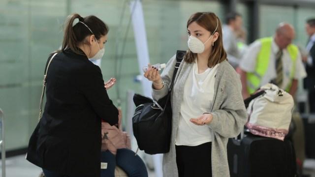 Foto: Salud: Cierre de fronteras por coronavirus no es posible