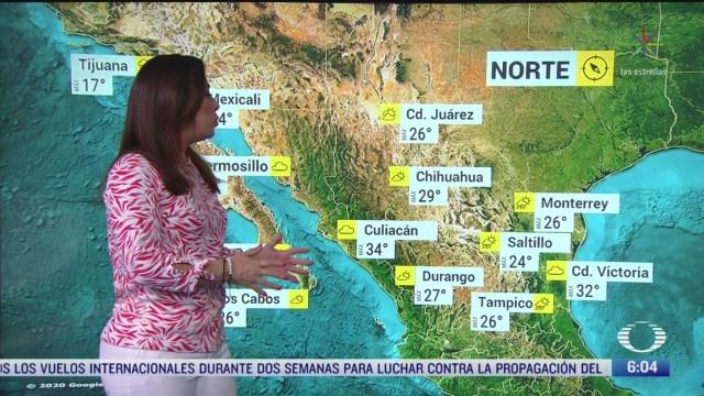 FOTO: 16 marzo 2020, se esperan lluvias esta tarde de lunes en la ciudad de mexico