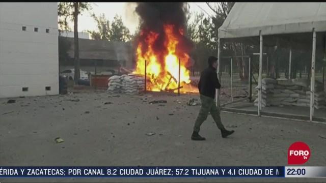 FOTO: 8 marzo 2020, se incendiavehiculo en celaya guanajuato