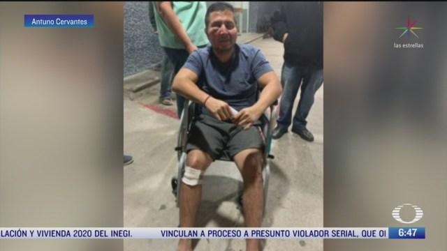 secuestran al periodista cristian perez ojeda en los cabos