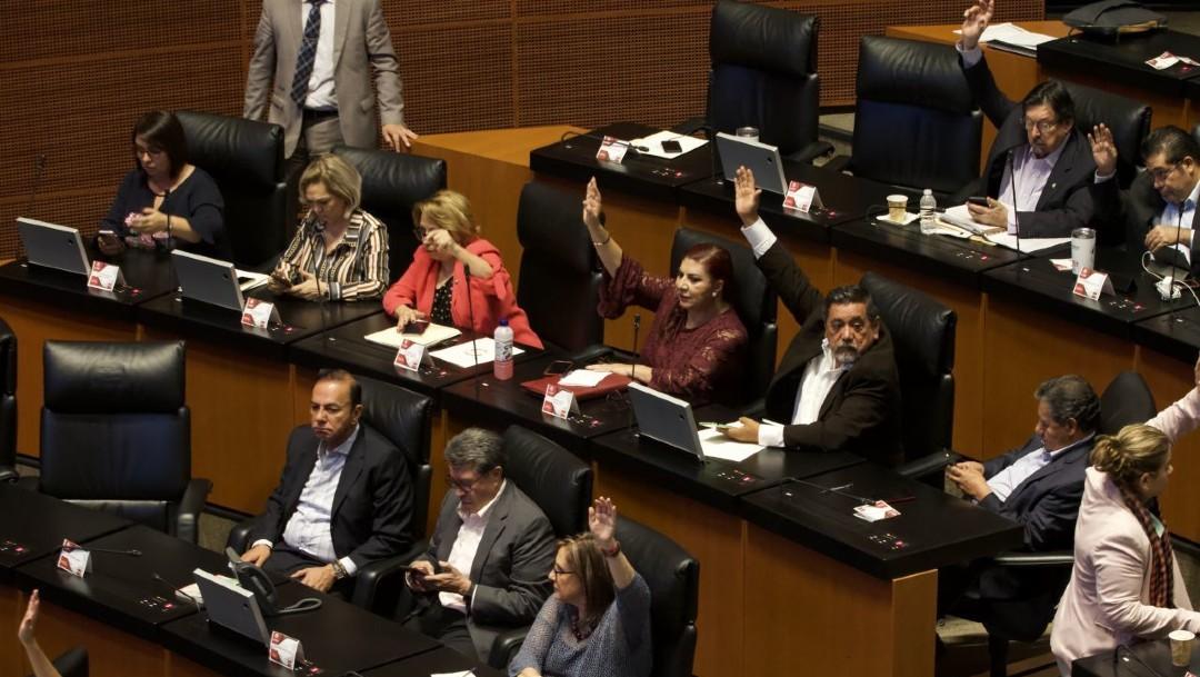 Senado da primera lectura a reforma de programas sociales