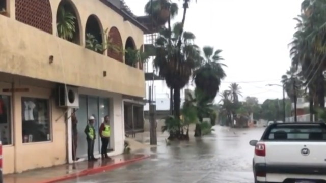 FOTO: Suspenden clases en Baja California por lluvias, el 10 de marzo de 2020