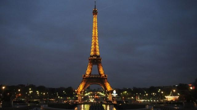 La Torre Eiffel cerrada por tiempo indefinido. (Foto: Getty Images, archivo)