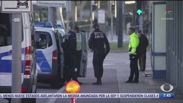 union europea cierra fronteras durante 30 dias ante expansion del coronavirus