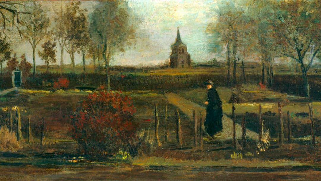 FOTO: Roban pintura de Van Gogh de museo holandés durante cierre por coronavirus, el 30 de marzo de 2020