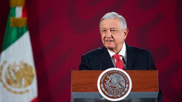 Foto: Proyectos estratégicos continuarán pese a coronavirus, sostiene AMLO, 27 de marzo de 2020, (Presidencia de la República)