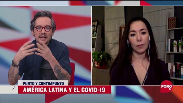 Foto: América Latina y el coronavirus ¿cómo vamos? 24 Abril 2020