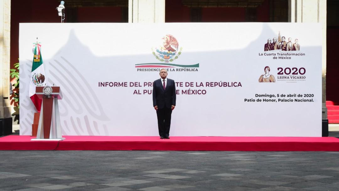Foto: AMLO: Plan económico mexicano puede ser modelo para otros países
