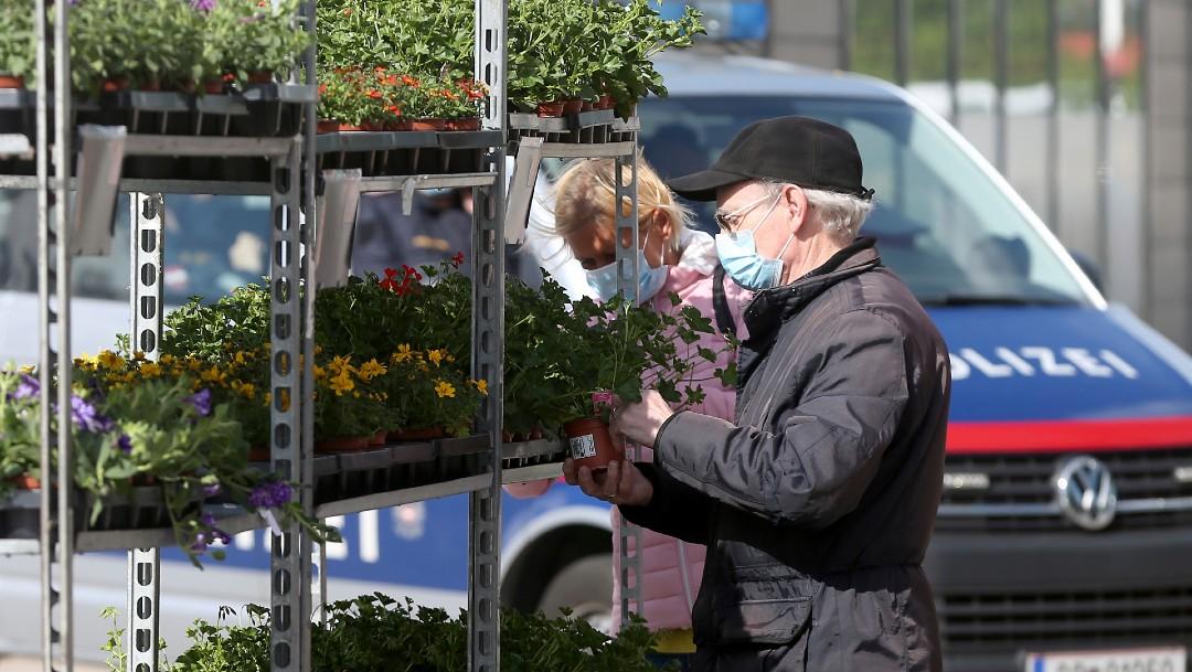 Foto: Austria reanuda actividad económica en mayo, tras coronavirus