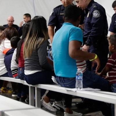 Al menos 220 migrantes detenidos tienen coronavirus en EEUU