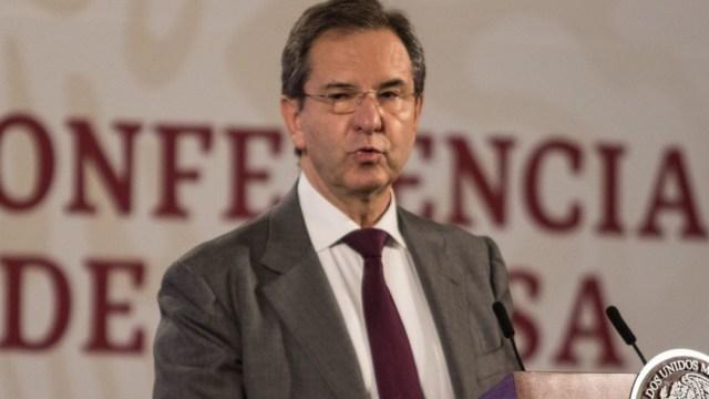 Foto: Esteban Moctezuma, secretario de Educación Pública. Cuartoscuro