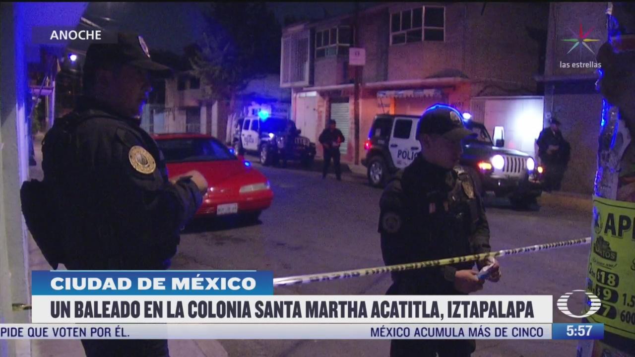 asesinan a hombre durante un velorio en iztapalapa cdmx