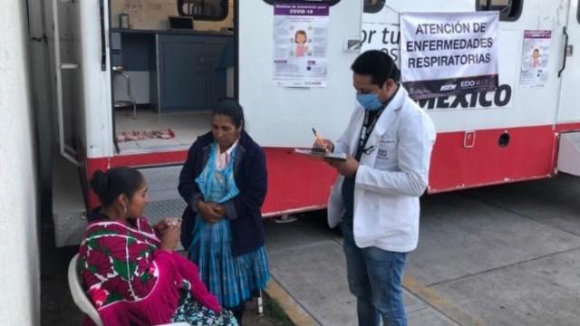 Coronavirus: Edomex reporta 262 casos confirmados