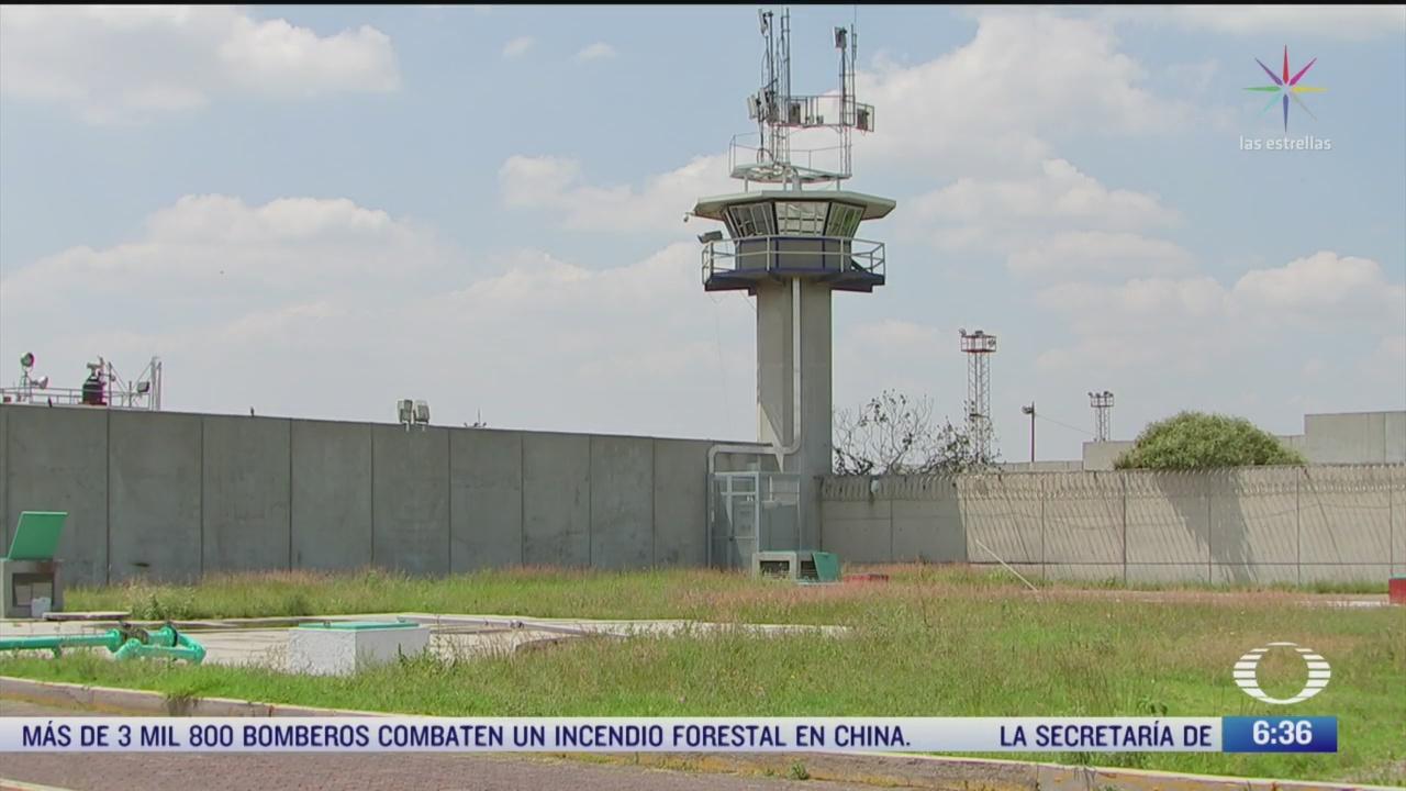 aumenta fuga de reos en mexico