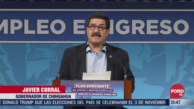 FOTO: 4 de abril 2020, aumentaran 30 los sueldos de medicos en chihuahua ante crisis por el coronavirus