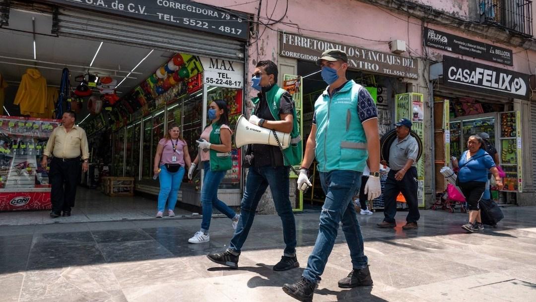 """Foto México, el país de América Latina que menos respeta el """"quédate en casa"""": Google 7 abril 2020"""