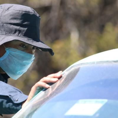 FOTO: Coahuila determina uso obligatorio de cubrebocas por coronavirus, el 7 de abril de 2020