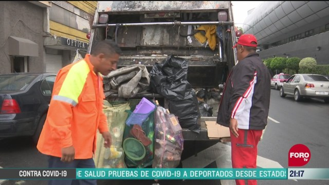 Foto: Coronaviru cómo tirar basura insumos insumos 15 Abril 2020