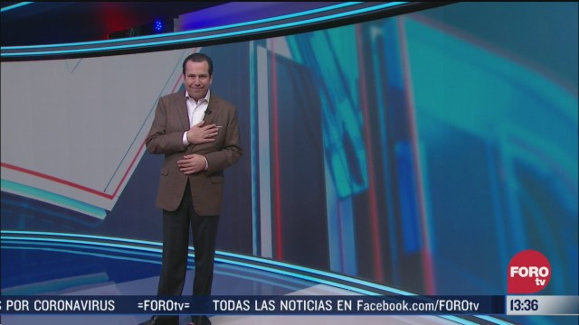 FOTO: contra el covid 19 televisateacompana primera emision 1 de abril de