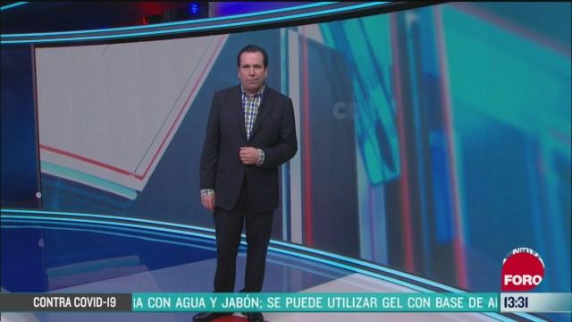 FOTO: contra el covid 19 televisateacompana primera emision 3 de abril de