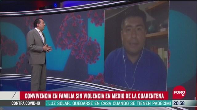 Foto: Coronavirus Convivencia En Familia Sin Violencia Cuarentena Covid19 13 Abril 2020