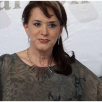 Imagen: La actriz Ceiclia Romo está hospitalizada por coronavirus, 5 de abril de 2020 (CUARTOOSCURO)
