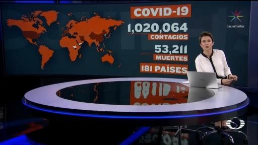 Foto: Coronavirus Mundo Hay Más De Millón Contagios Covid-19 2 Abril 2020